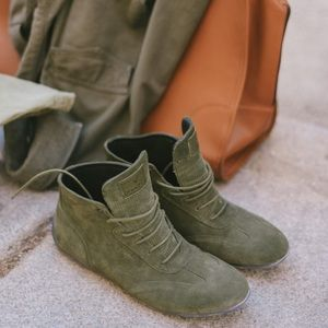 Vandel driving shoes handmade Iconic Green size 11